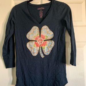Lucky Brand 3/4 sleeve